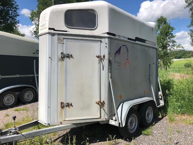 Henra Amazon 1.5 hästars hos Släpgrossisten i Stockholm Uppsala Mälardalen